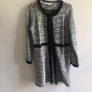 Suzy Shier Knit Cardigan